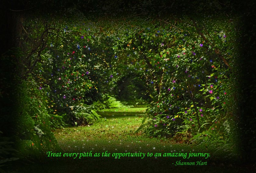 A different path to your journey